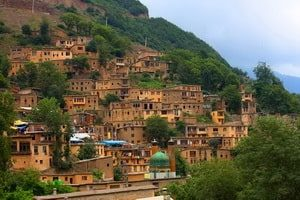 trip to Gilan - tourist attractions