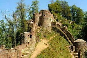 Рудханската крепост на вала