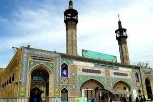 इमामज़ादे याहया बिन ज़ैद का मक़बरा