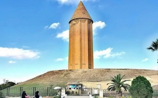 The Tower of Gonbad-e Kavus