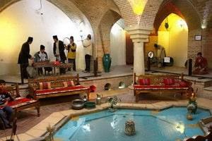 HammāmGhal'e(人类学博物馆)