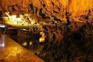 Пещерата на Али Садр