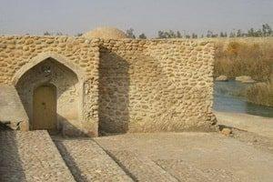 Historischer Hammam Bakkān