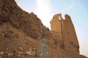 Замъкът Хезарех