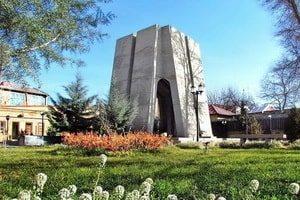 Мавзолей на Охади Марагей
