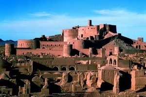 travel city of Kerman - tourist attractions