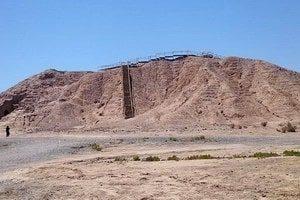 Konar Sandal tepe archeological