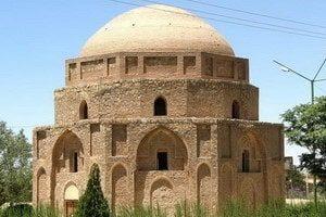 Gonbad-e (dome) Jabalieh