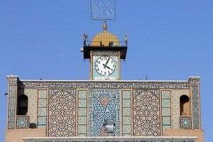 Jame'h Moschee