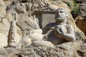 赫拉克勒斯的雕像