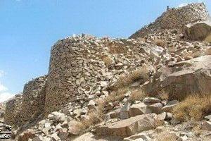 Rostam Fortress
