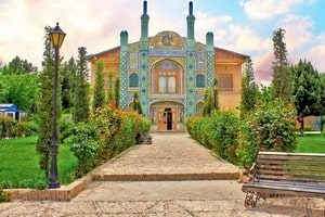 Ayneh Khane Mofakham Palace