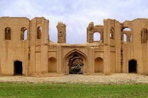 castle Amir Bahman Khān Samsam