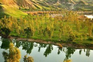 Озеро Чах Марі
