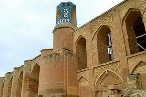 Jām'eh Shushtar Mosque