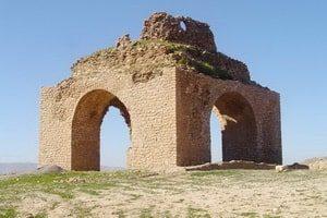 Temple of Fire Kheir Ābād