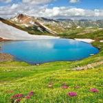 Озеро Kuh-e Gol