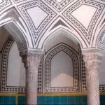 Hammam dell'edificio storico di Asef
