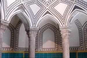 Hammam i ndërtesës historike të Asferit