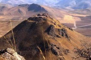 Kalaja e lashtë e Ziviye