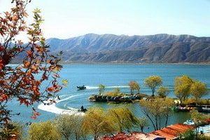 Zarivar Lake