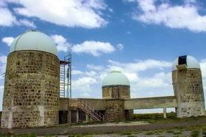 L'Osservatorio di Khaje Nasir