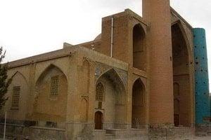 Mosque Jām'eh d'Ahar