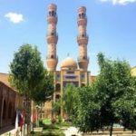 جامع (كبير) مسجد تبريز