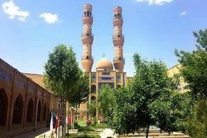 Mosque Jāme'h (Mór) de Tabriz