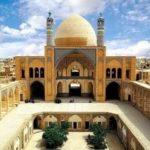 Agha Bozorg mosque and madrasa