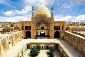 Мечеть і медресе Ага Бозорга