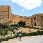 Falak-ol-Aflak slott