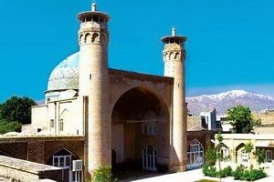 Borujerd的Masjid-e-Jamé(大清真寺):