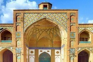 مسجد E-Soltani من بوروجرد