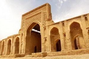 Caravanserai Robat Sharaf