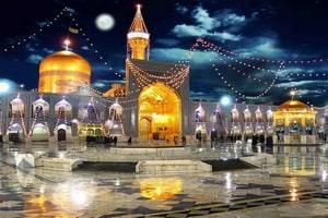 rêwîtiya berbi Xorasanê Razavi - Mashhad