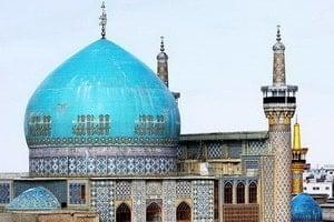 गौहर शाद मस्जिद