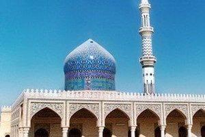 কাশেমের মসজিদ-ই-জামে (দ্য গ্রেট মসজিদ)