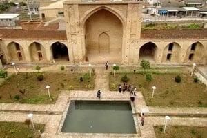 Safavid kompleks Farah Ābād