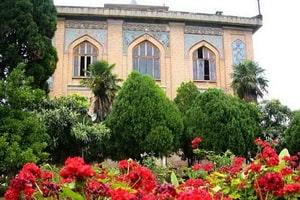 Safi Ābād palads