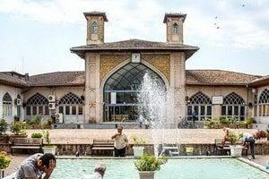 Джамията на Сари