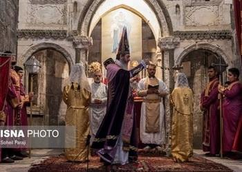 San Taddeo Manastırı