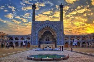 Мечеть Джомме (мечеть в пятницу)