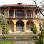 Qazvinの宮殿Chehel Sotun