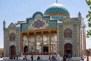 Shahhadeh Hossein Shrine