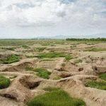 المنطقة الأثرية في تيبي زاغه