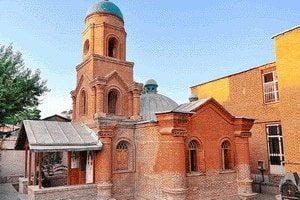 Եկեղեցի Cāntor / Kāntur