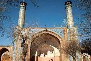 ジャメモスク(大モスク)