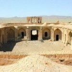 Caravanserraglio in pietra Mohammad Abad