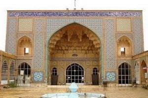 Jame'h Mosque of Qom